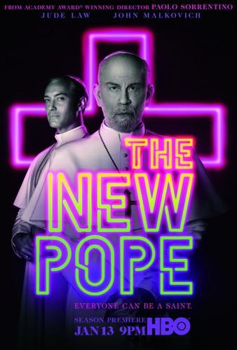 Патриархат Венеции не оценил сериал «Новый Папа», а зрители - вполне. Дело в неоне, сексе и монахинях