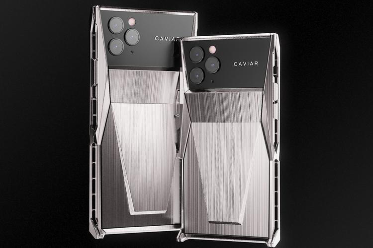 Caviar вдохновились Cybertruck от Tesla и выпустили элитный iPhone. Но в Сети видят только унылую раскладушку