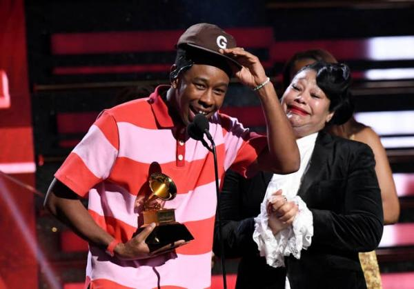 Рэпер Тайлер получил «Грэмми», но награда его мало радует. Ведь он уличил премию в расизме
