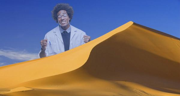 Восстания машин не будет - мир завоюет песок. Учёные узнали, что дюны общаются между собой, и их метод пугает