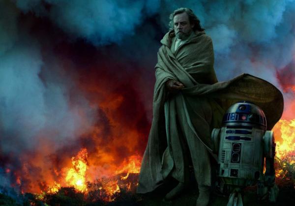 """Марк Хемилл прошёл тест """"Кто из Star Wars станет твоей половинкой"""". И результат оказался слишком предсказуемым"""