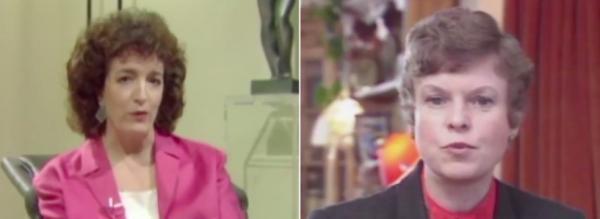 Как люди из 1989 года видели мир 2020-го. Телеканал BBC показал сцену из старого шоу, но там фейлы