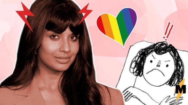 Актриса призналась, что она - квир, и словила хейт от ЛГБТ. Ведь у каминг-аута есть подозрительная предыстория