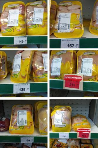 Правда ли выгоднее покупать целую курицу, а не филе? Одна девушка проверила - и это аппетитный эксперимент