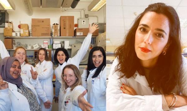 Девушки отпраздновали День женщин и девочек в науке. И вам не угадать, чем занимаются некоторые из них