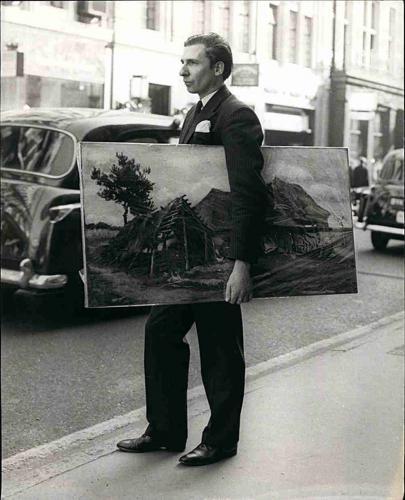 Мужчина продал неизвестную картину за 4 фунта и прогадал. Ведь это был шедевр Ван Гога стоимостью в миллионы