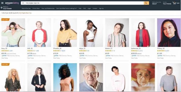 Программисты в шутку создали сайт знакомств, где можно покупать партнёров. Но людей такой юмор лишь оскорбил
