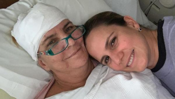 Дочь хотела поддержать больную раком маму, а помогла целой клинике.