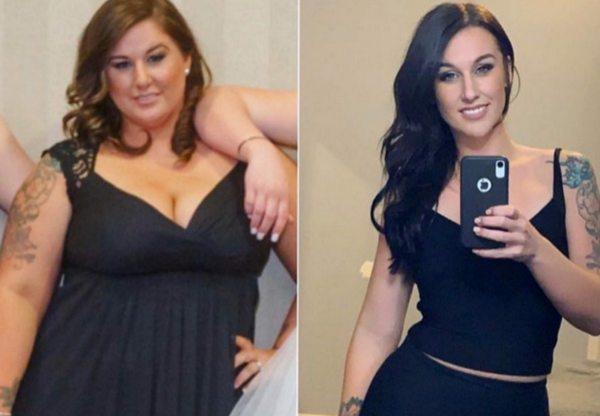 Инстаграмеры сочли фейком фото до и после похудения. Но их аргумент заставит потерять веру в интеллект людей