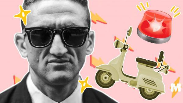 Блогер решил сделать первый в мире Cyberbike Tesla и преуспел. Даже полиция заинтересовалась результатом