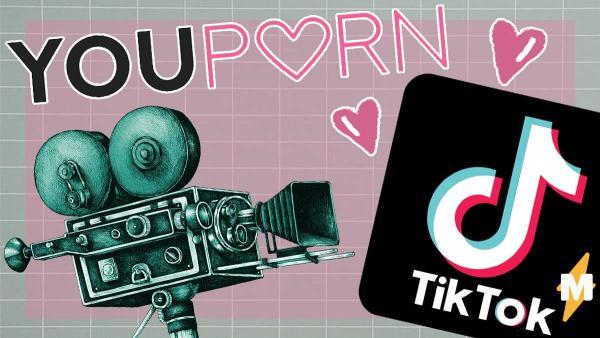 Ресурс YouPorn запустил платформу для просмотра порно. Он взял всё лучшее из TikTok, кроме дурацких челленджей