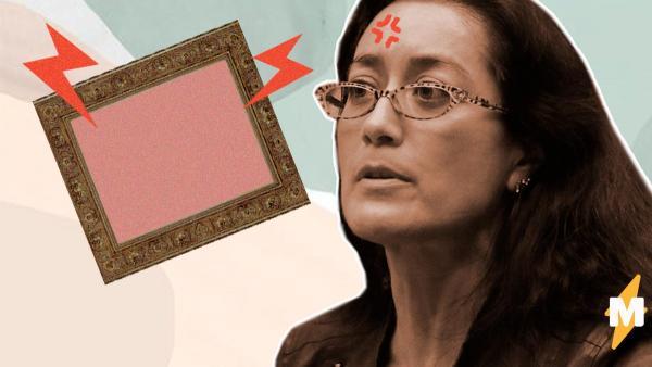 Искусствовед хотела показать, как презирает арт-объект за $20 тысяч. Но немного перестаралась и разбила его