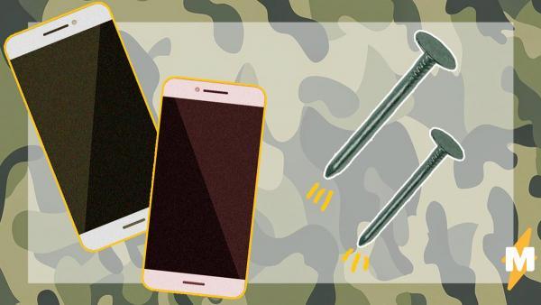 В Елани телефоны солдат прибили гвоздями к доске. Ими нельзя пользоваться в военной части (и уже не получится)