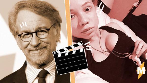 Дочь Стивена Спилберга тоже подалась в кино. И выбор её пал на порно - ради любви к себе и своему телу