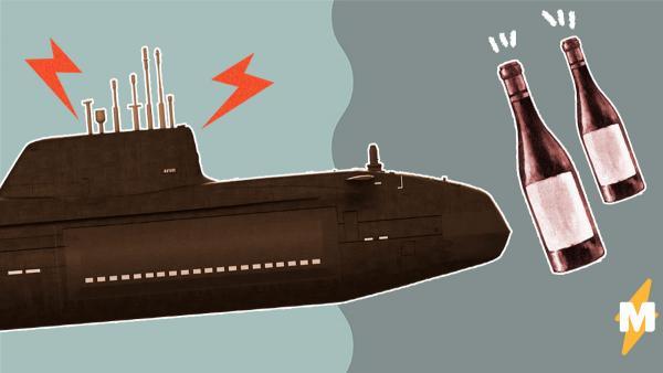 Российский подводник требует вернуть его на службу. Он пил и ругал портрет Путина - не со зла, а из-за грусти