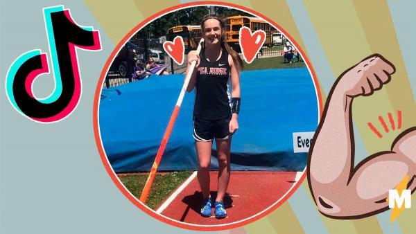Юная спортсменка превратила фейл в историю успеха. Она показала свой путь, и люди ей гордятся, хотя и завидуют