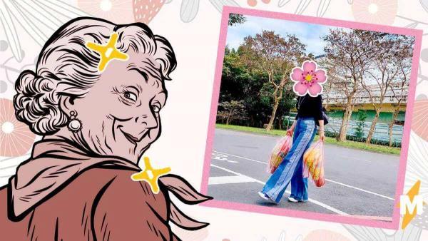 Актриса вывела теорию о нестареющих азиатах на новый уровень. 63-летняя леди выглядит как собственная внучка