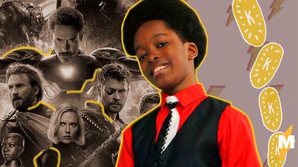 Мальчик в 11 лет создал бизнес, но не ради денег. Его цели благородные, а начать дело ему помогли Мстители