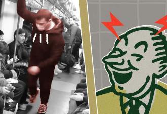 Пранки про коронавирус стали эпидемией для московского метро. Видео огонь, но сразу хочется пересесть на такси