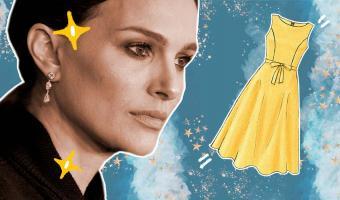 Натали Портман досталось за наряд на «Оскаре». Актриса превратила своё платье в протест, но её никто не понял
