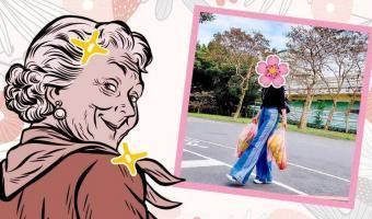 Актриса вывела теорию о нестареющих азиатах на новый уровень. В 63 года леди выглядит как собственная внучка