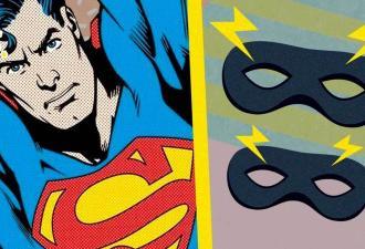В Сети обнаружили, что и у Супермена когда-то была самоирония. Он троллил Бэтмена и издевался над детьми