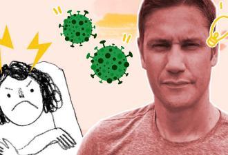 Журналист пошутил про коронавирус и пожалел. Такие остроты лайки не приносят, а вот увольнение — да