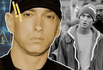 """Эминем пришёл на """"Оскар"""" и вернул зрителям 2002-й. Но судя по мемной реакции звёзд, они к этому не были готовы"""