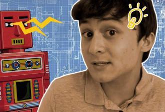 Блогер построил роботов по идеям фанов. Но этим механизмам дорога в бойцы против человеков