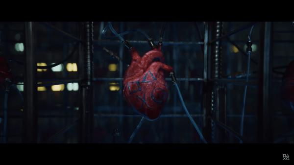 Компания PlayStation выпустила криповый ролик ко Дню святого Валентина. В нём много сердец, но мало романтики