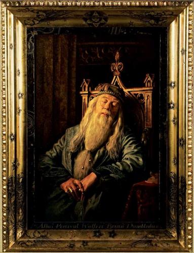 """Живые портреты из """"Гарри Поттера"""" вызывают у людей ужас. А виноваты во всём философия и """"Чёрное зеркало"""""""