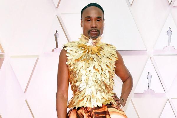 """Билли Портер на """"Оскаре"""" стал королём эпатажа и мемом, но люди спорят. Они уверены: актёр переборщил с нарядом"""