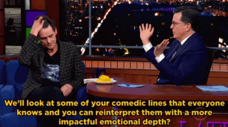 Джим Керри перенёс свои комедийные роли в драму. И мьюзикл о Эйсе Вентуре мог бы стать шедевром