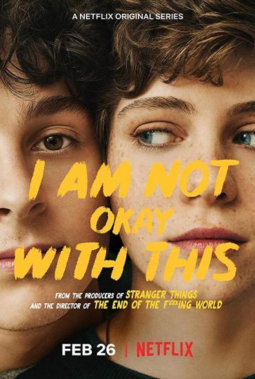 Сериал I Am Not Okay With This наконец появился на Netflix. Первые зрители довольны, но ничего не понимают