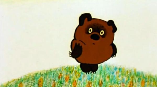 Пухленький медведь наслаждался шикарной жизнью, но сказочке конец. Впереди - диета и спорт, но ему всё лень