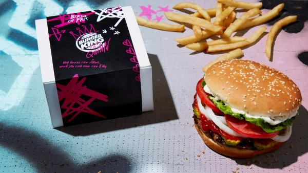 """Американский """"Бургер Кинг"""" подготовил акцию ко Дню влюблённых. Взамен токсичных отношений бывшим дадут бургеры"""