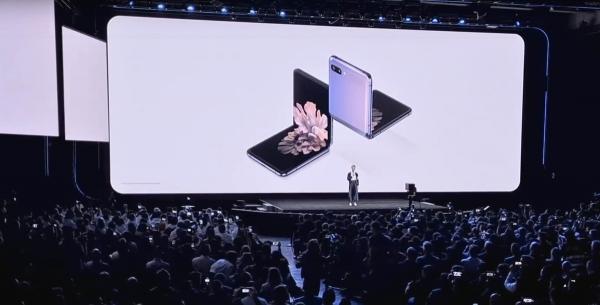 Samsung представил Galaxy S20, и фанаты BTS в восторге. Техника ни при чём, они увидели своего кумира