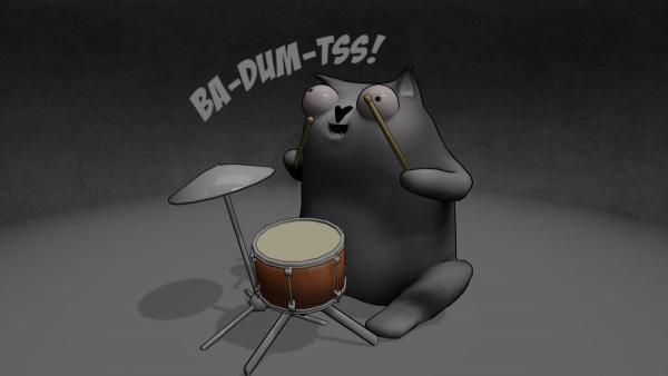 Парень исполнил знакомый мотив на школьных барабанах. Комика отстранили, но тысячи людей встали на его защиту