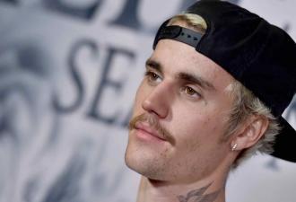 Джастин Бибер наконец-то сбрил усы и показал итог в инстаграме. Его жена в восторге, но радоваться рано