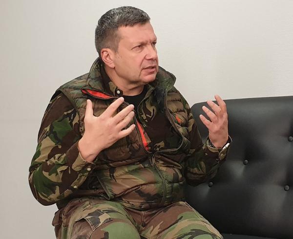Владимир Соловьёв отказался давать интервью Юрию Дудю. Ведь какой интерес говорить с тем, кто не читал Ленина