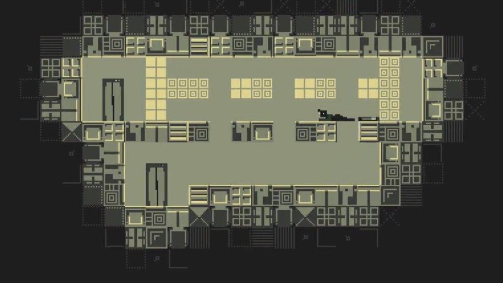 Разработчик создал головоломку, но ломает она не мозг, а ноги. Оказалось, что в игре без них даже удобнее