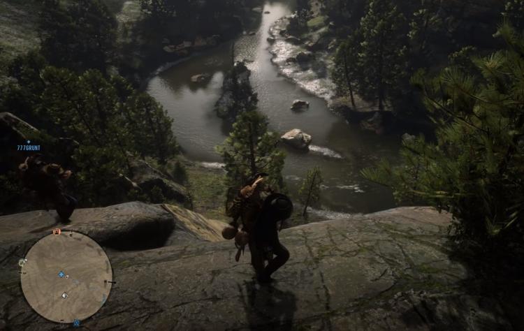 В Red Dead Online на игроков нападают двухголовые скелеты. Но геймеры уже нашли способ борьбы с костяными мешк