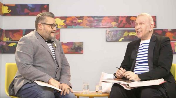 Кутюрье Жан-Поль Готье пришёл на «Модный приговор». И вынес неутешительный вердикт русским мужчинам-моделям