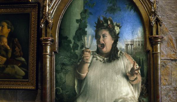 """Живые портреты из """"Гарри Поттера"""" вызвали у психолога ужас. А виноваты во всём философия и """"Чёрное зеркало"""""""