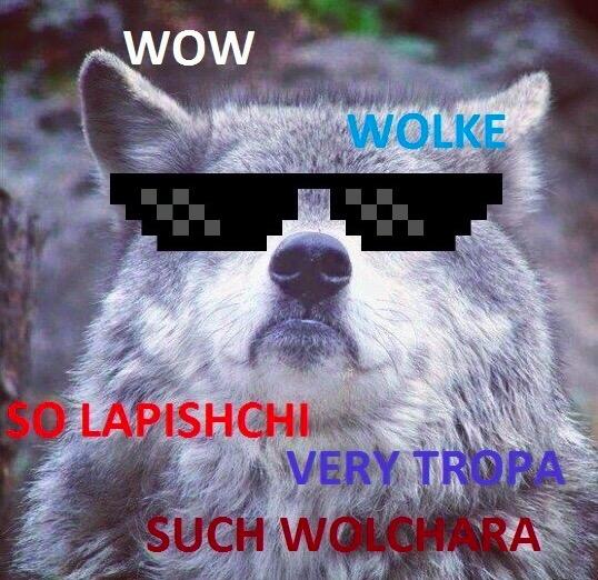 """""""Весь мем про волчару только что сломался"""". Лидер волчьей стаи оказался волчицей, и не все готовы с этим жить"""