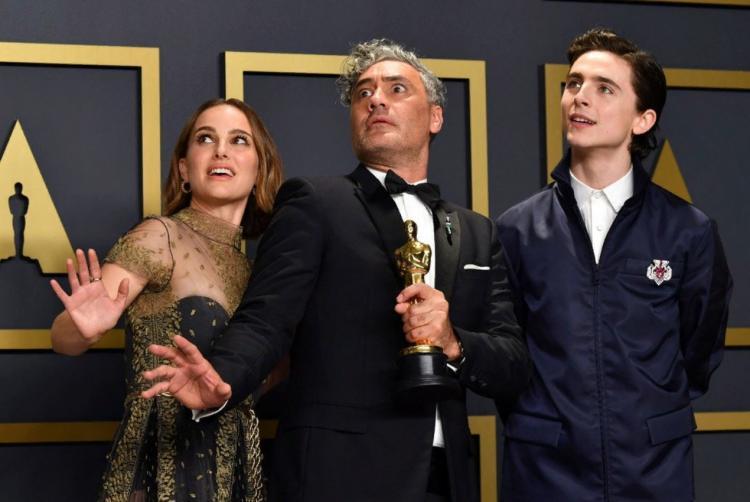 "Натали Портман досталось наряд на ""Оскаре"". Актриса превратила своё платье в протест, но её никто не понял"