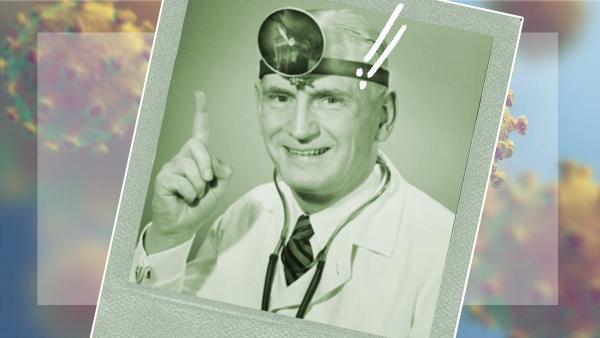 Врач предложил пациентам сделку по борьбе с коронавирусом. И вскрыл тайник с неочевидной стороной пандемии
