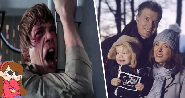 Актёр из «Звёздных войн» назвал дочь в честь персонажа фильма. Но девочке не позавидуешь — папа выбрал Чубакку