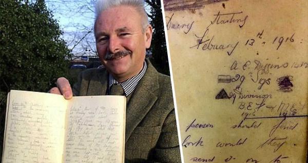 Мужчина нашёл в сарае старую тетрадь, но не выкинул. И не прогадал, ведь в её существование не верили историки