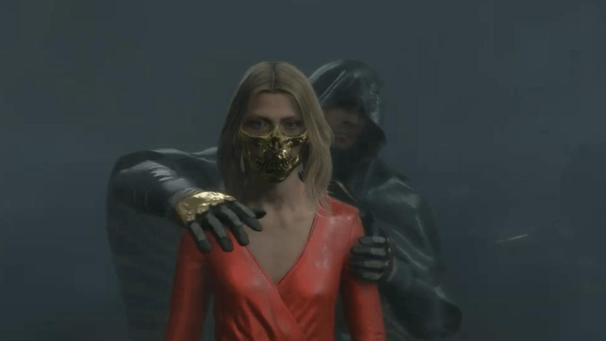 Амелия из Death Stranding или Милина из Mortal Kombat? Президентка Словакии надела маску - и люди влюбились
